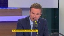 """Nicolas Dupont-Aignan : """"La France n'a plus les moyens d'accueillir une immigration sociale"""""""