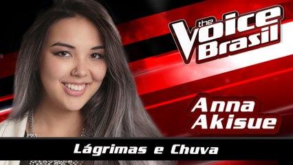 Anna Akisue - Lágrimas E Chuva