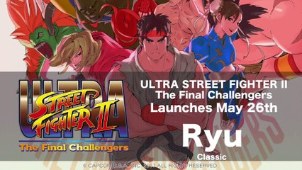Ultra Street Fighter II  The Final Challengers - Soundtrack Sampler de Ultra Street Fighter II: The Final Challengers