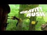 Gravity Rush - PS Vita Gameplay