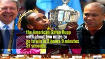 Boston Marathon 2017: Kenyans Sweep the Main Events -