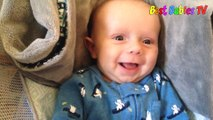 Baby smile ★ Cute Funny Babies compilations part1