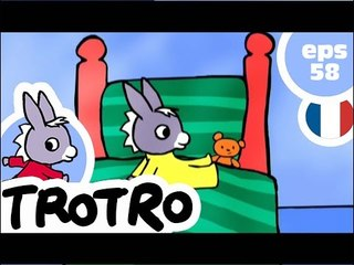 TROTRO - EP58 - Trotro joue avec ses pieds
