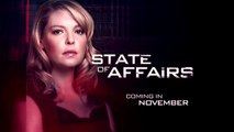 State Of Affairs - Who Decides What's a Threat - Trailer Saison 1