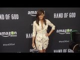 """Stana Katic // """"Hand of God"""" Premiere Screening Red Carpet Arrivals"""