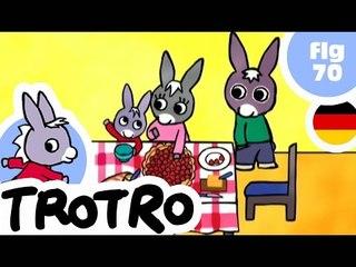 TROTRO - EP70 - Trotro spielt im Haus