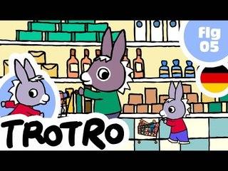 TROTRO - EP05 - Trotro kauft ein