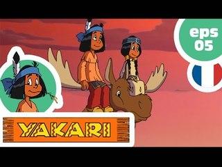 YAKARI - EP05 - Les seigneurs des plaines