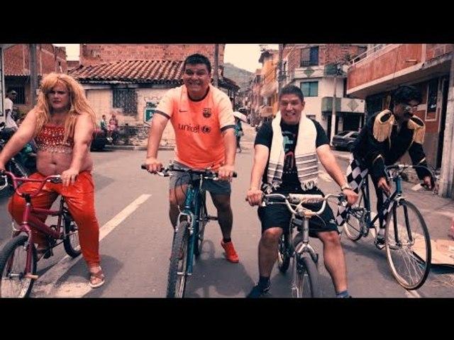 LA BICICLETA - LOS DE YOLOMBO (Parodia) Carlos Vives, Shakira