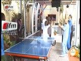 Yeewu Leen - 03 juin 2015 - Tennis de table sur le plateau de yeewu leen