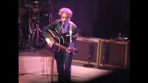 Bob Dylan in concert - Ballad Of Frankie Lee And Judas