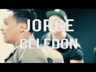 Jorge Celedon - Ensayando con Nuestro Acordeonero