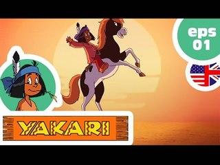 YAKARI - EP01 - Yakari and Great Eagle
