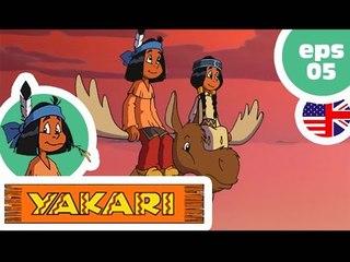 YAKARI - EP05 - Lords of the Plains