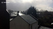 Scottish weather at its most varied