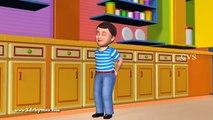 Johny Johny Yes Papa Poem - 3D Animation English Nursery