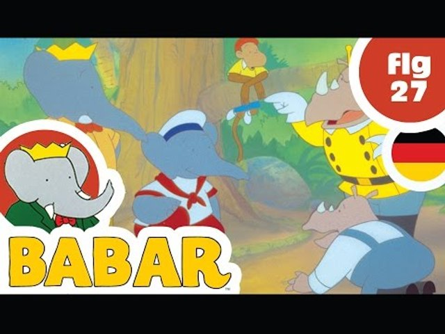 BABAR - EP27 - Die kleine Schwester
