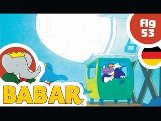 BABAR - EP53 - Der Erdnusszeppelin