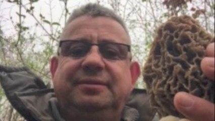 Catillon-Fumechon : Sylvain Letocart trouve une morille de 15 cm