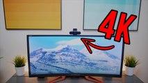 La première webcam 4K HDR ! (Logitech BRIO)