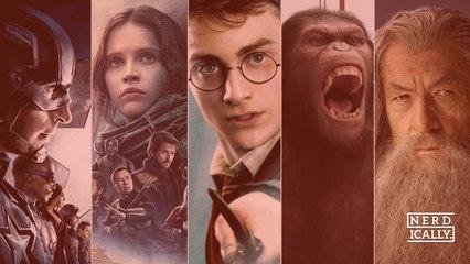Cinco universos cinematográficos para dar uma fuga da realidade