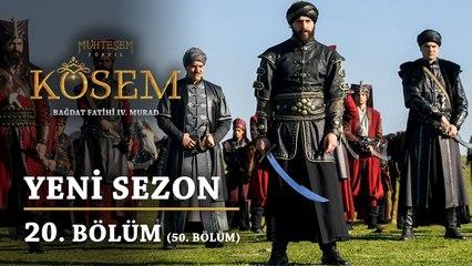 Muhteşem Yüzyıl Kösem - Yeni Sezon 20.Bölüm (50.Bölüm)