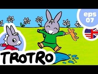 TROTRO - EP07 - Trotro and the rain