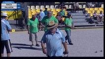 National vétérans de Nyons 2016 : Demi-finale Foyot vs Palazon