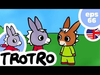 TROTRO - EP66 - Trotro and the race