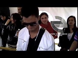 Pipe Calderón - Flow De Mi Tierra (Concierto Colombia 2010) ®