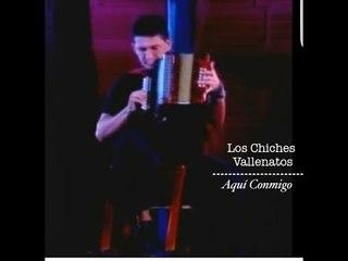 Aqui Conmigo - Osmar Pérez & Los Chiches Vallenatos  ( Video Oficial )