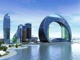 Extreme Engineering Netherlands' Futuristic Floating City