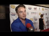 """Brando Eaton Interview // """"The Wrong Side of Right"""" Los Angeles Premiere Red Carpet"""