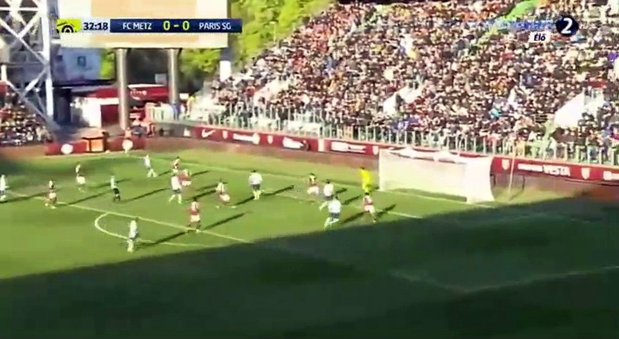 Metz vs PSG 2-3 All Goals & Highlights HD 18.04.2017 - video Dailymotion