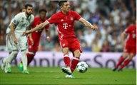 Robert Lewandowski ne tremble pas et transforme le penalty, le Bayern ouvre la marque