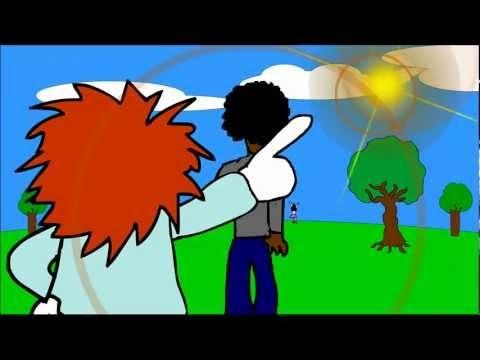 """Alejo y Valentina - Episodio 19 """"Que es esa luz?!"""" (2012)"""