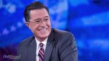 Stephen Colbert Pokes Fun at InfoWars' Alex Jones | THR News