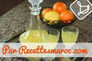 Concentré de Jus d'Orange & Citron - Orange & Lemon Concentrate - مركز عصير البرتقال والحامض سهل