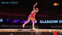 Womens Gymnastics - Beautiful Moments 1