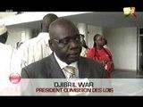 Assemblée Nationale les commissions ont été installés - Jt Français - 08 Août 2012