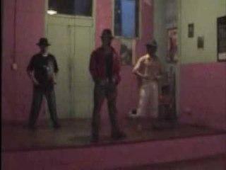 Segundo Dia de Ensayo con Adam Jackson y Javi - Dangerous (2008)