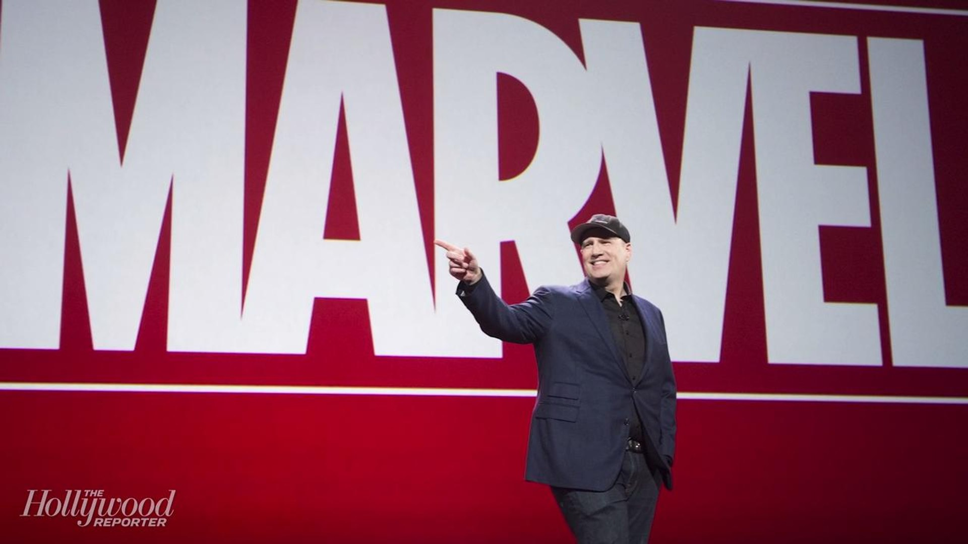 Kevin Feige on 'Guardians 2', Joss Wedon's DC Move, & More | THR News