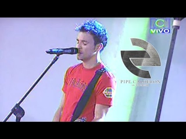 Pipe Calderón - Bichos RCN (Colombia 2010) ®