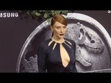 """Bryce Dallas Howard (CLAIRE) """"Jurassic World"""" Hollywood Premiere Red Carpet"""