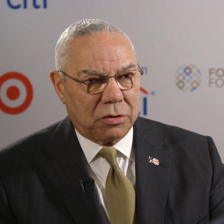Colin Powell thinks social media is the problem [Mic Archives]