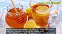 Lemon juice before drinking the morning before the miracle will happen