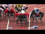 Athletics - Women's 1500m - T54 Final - London 2012 Paralympic Games