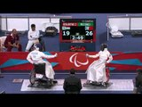 Wheelchair Fencing - CHN vs HUN - Women's Team Cat. Open - Gld Mdl - London 2012 Paralympic Games