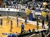 4ème Quart Temps - Coupe du Sénégal Filles - DUC Vs Saint Lous Basket - 04 Août 2012