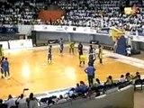 2ème Quart Temps - Coupe du Sénégal Filles - DUC Vs Saint Lous Basket - 04 Août 2012
